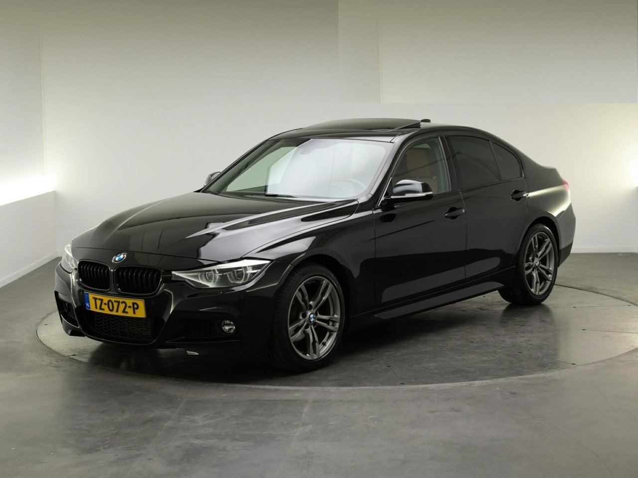 BMW 3-Serie Sedan 318i M Sport Edition Automaat 4d.