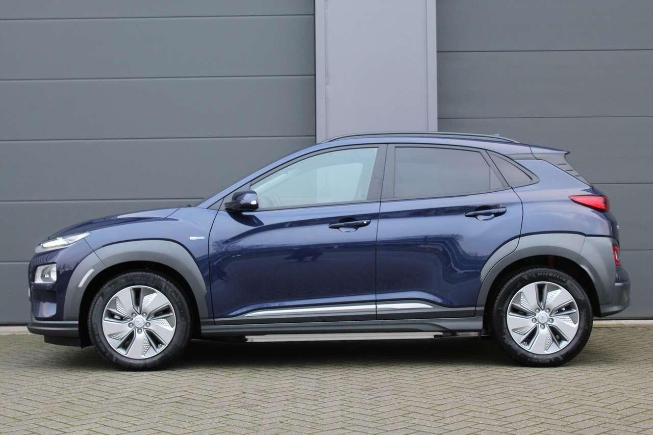 Hyundai Kona Electric Limited 64 kWh 5d. (Snel leverbaar met 8% bijtelling!)