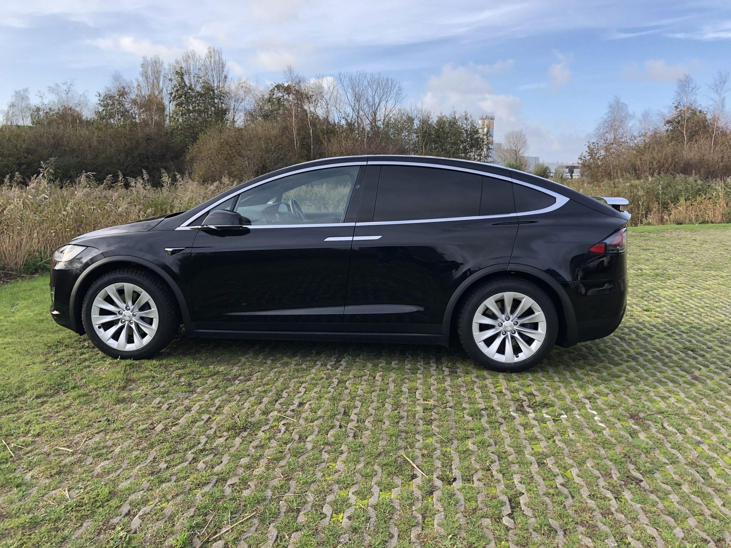 Tesla Model X 100kWh All-Wheel Drive 5d (4% bijtelling over de volledige fiscale waarde + gratis superchargen!)