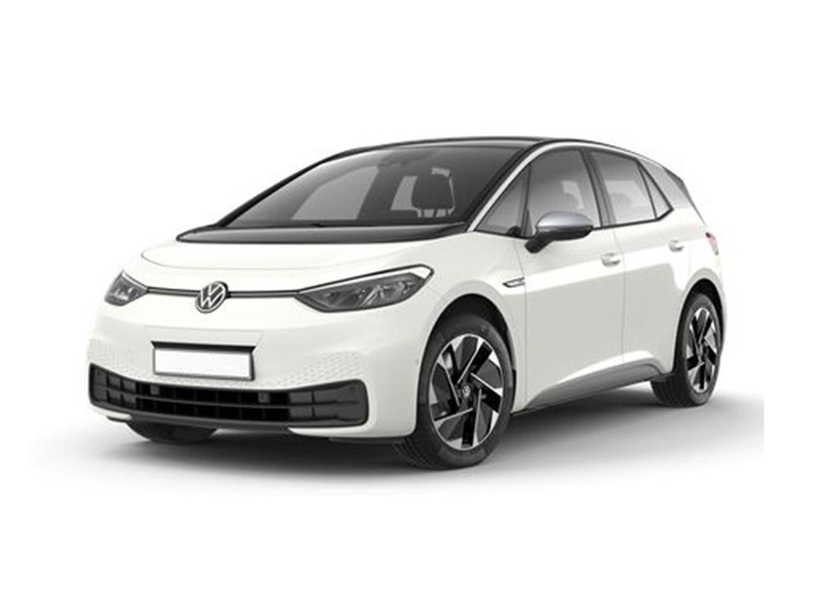 Volkswagen ID.3 58kWh 150kW/204pk 1ST Automaat 5d. (Nog leverbaar met 8% bijtelling)