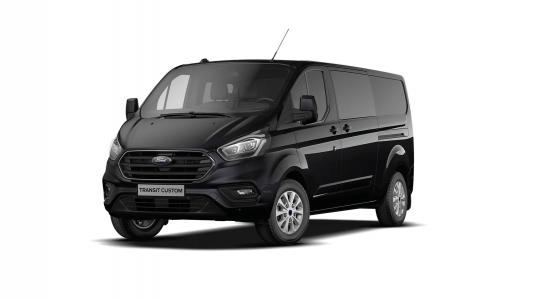 Ford Transit Custom Dubbele Cabine leasen (1)
