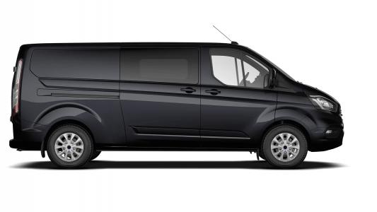 Ford Transit Custom Dubbele Cabine leasen (10)