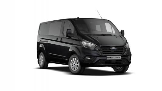 Ford Transit Custom Dubbele Cabine leasen (2)