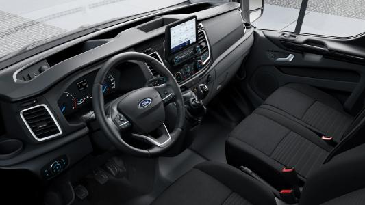 Ford Transit Custom Dubbele Cabine leasen (3)