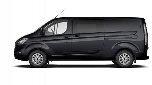 Ford Transit Custom Dubbele Cabine leasen (5)