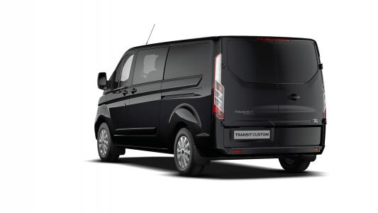 Ford Transit Custom Dubbele Cabine leasen (6)