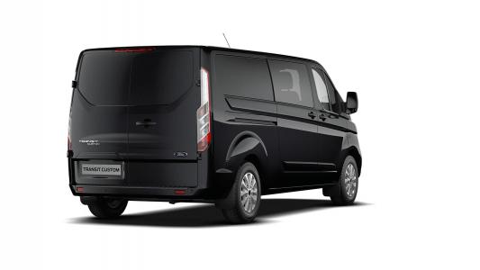 Ford Transit Custom Dubbele Cabine leasen (8)