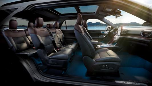 Ford Explorer leasen - LeaseRoute (2)