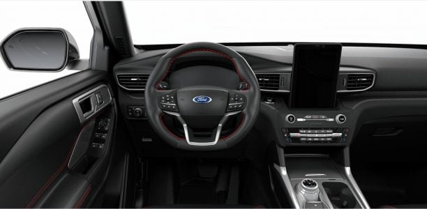 Ford Explorer leasen - LeaseRoute (8)