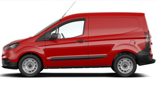 Ford Transit Courier leasen - LeaseRoute (4)