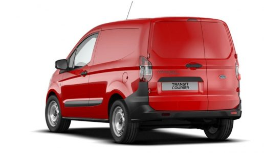 Ford Transit Courier leasen - LeaseRoute (5)
