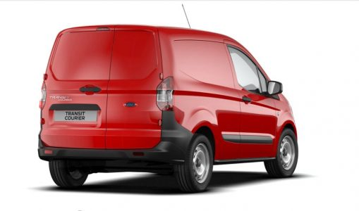 Ford Transit Courier leasen - LeaseRoute (7)