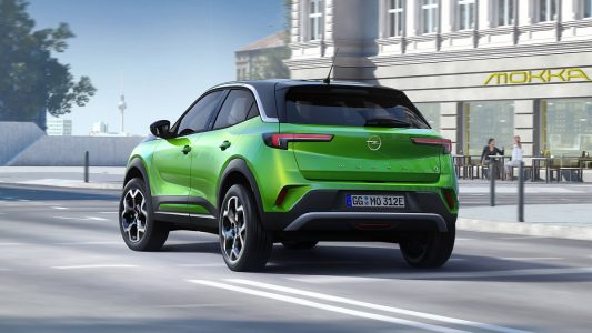 Opel Mokka-e leasen - LeaseRoute (2)