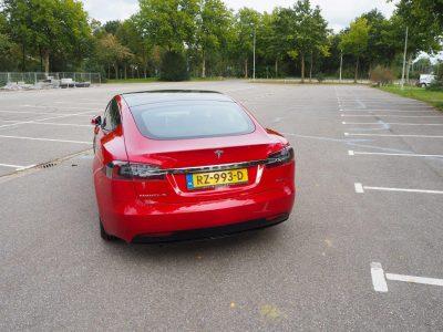 Tesla Model S 4% bijtelling leasen (7)