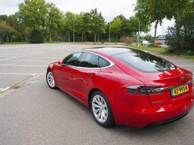 Tesla Model S 4% bijtelling leasen (8)