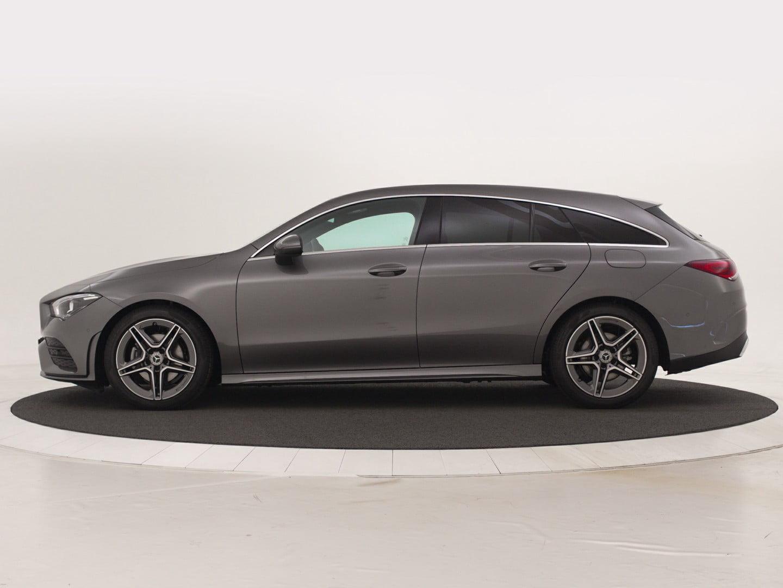 Mercedes-Benz CLA Shooting Brake 180 DCT Advantage 5d. (Nieuwe voorraadauto!)