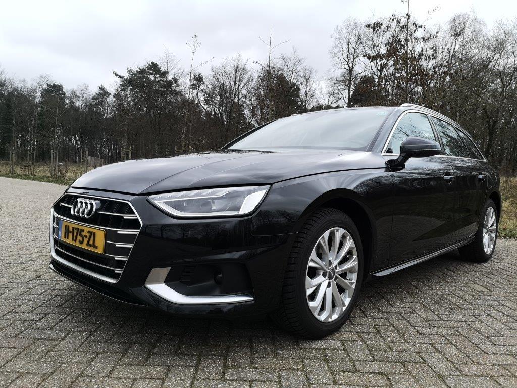 Audi A4 Avant 35 TFSI 150PK S-tronic Launch Edition Business 5d. (Overnamebonus!)
