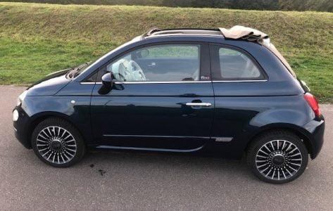 Occasion Lease Fiat 500C (9)