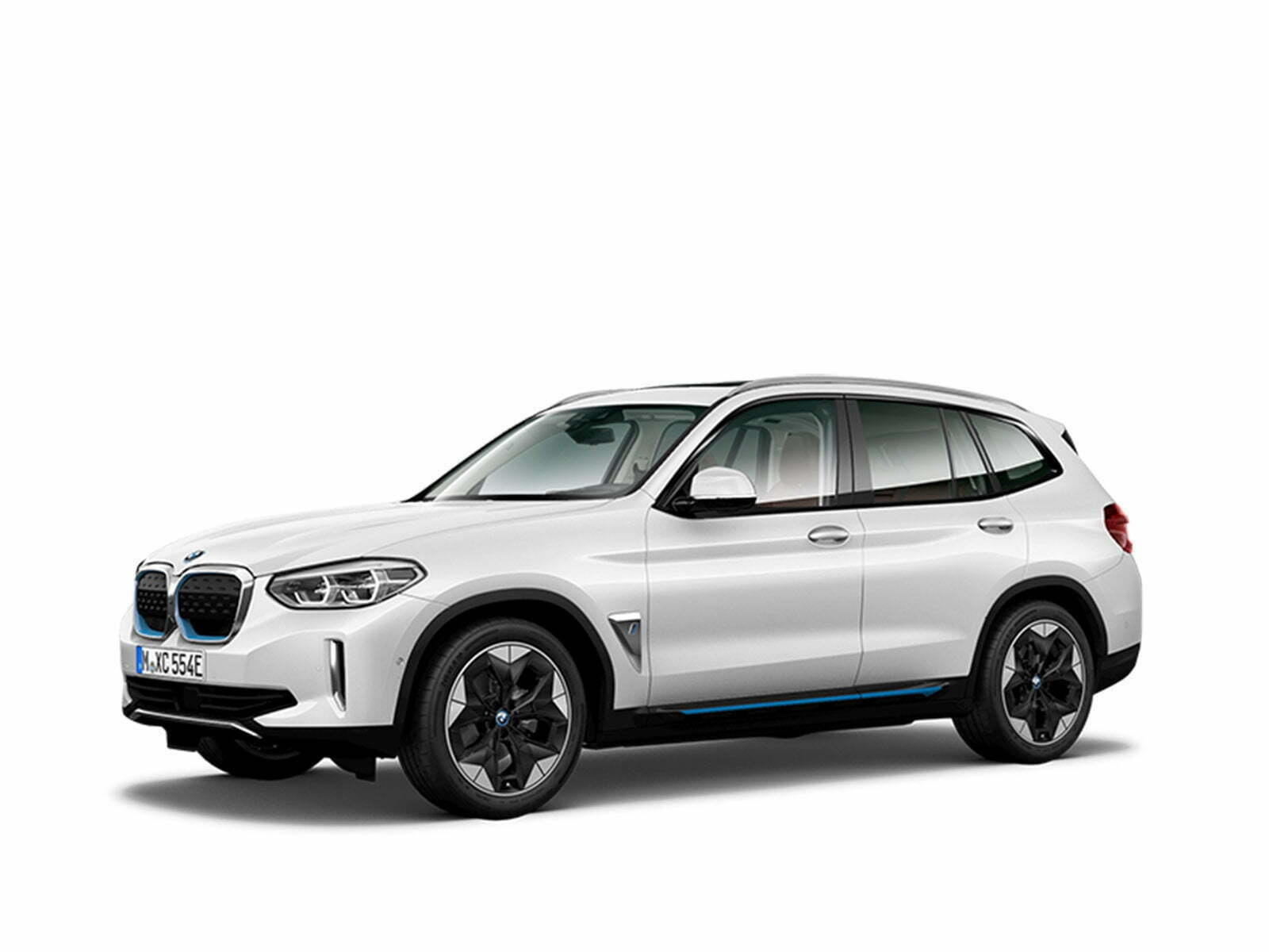 BMW iX3 210kW/286pk 80kWh Executive Automaat 5d.