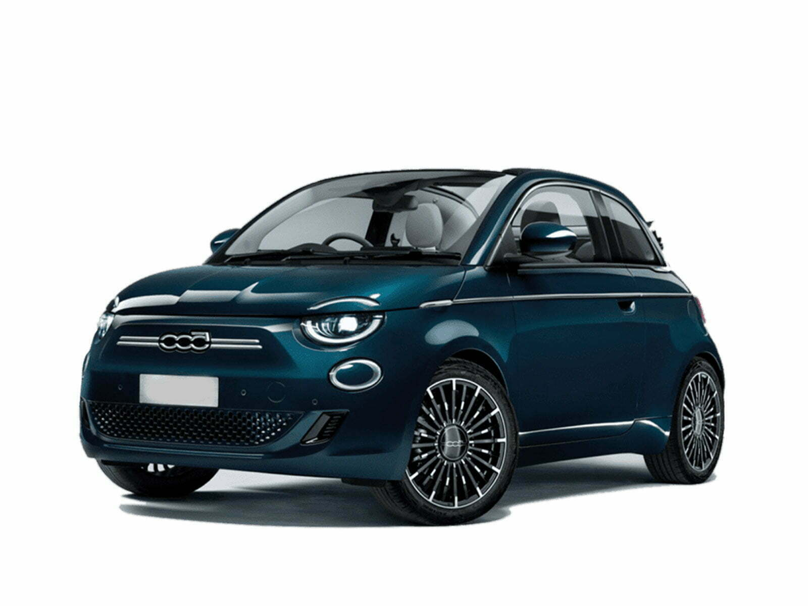 Fiat 500e 42kWh Business Launch Edition Automaat 3d.