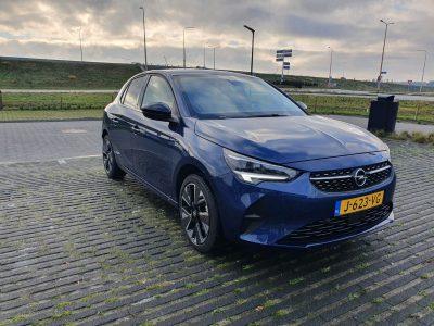 Occasion Lease Opel e-Corsa (11)
