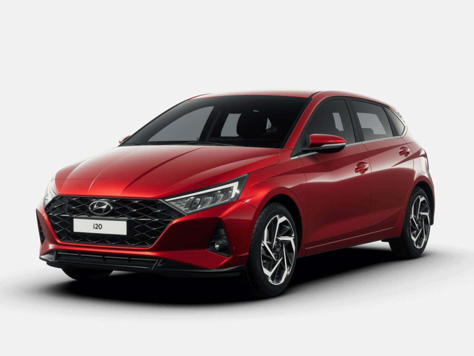 Hyundai i20 1.2 MPI 84pk i-Motion 5d.