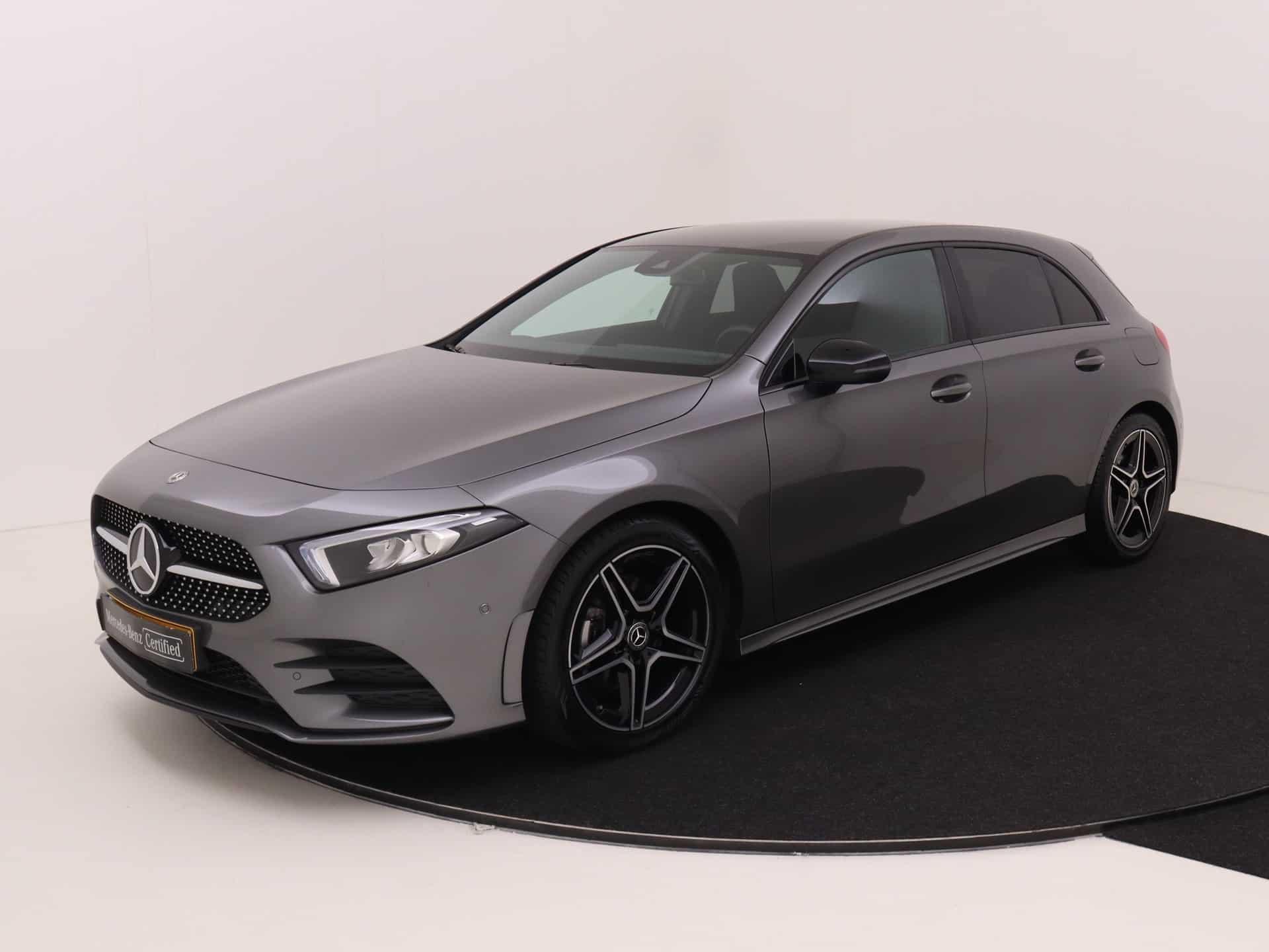 Mercedes-Benz A-Klasse A180 7G-DCT Business Solution AMG 5d. (Meerdere kleuren uit voorraad leverbaar!)