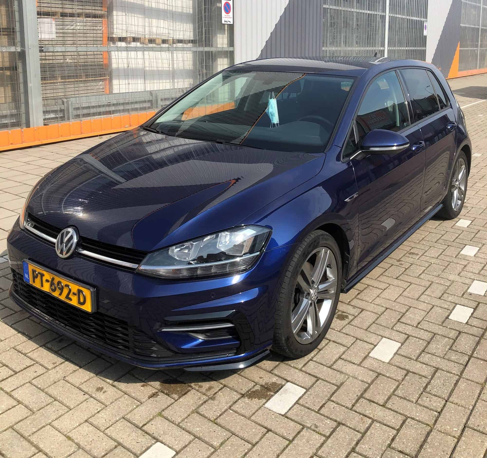 Volkswagen Golf 1.5 TSI 150pk 7-DSG Highline Business R 5d