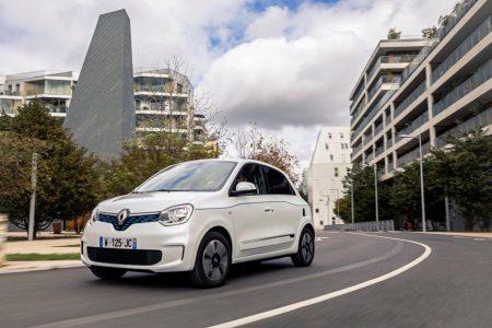 Renault Twingo Electric leasen (7)