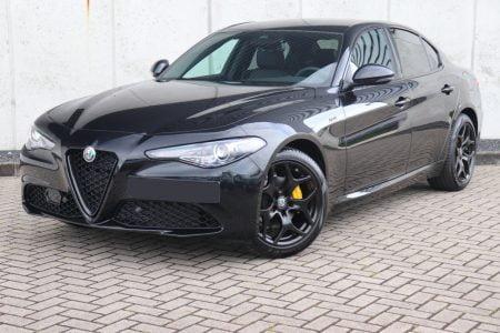 Alfa Romeo Giulia voorraadlease (1)