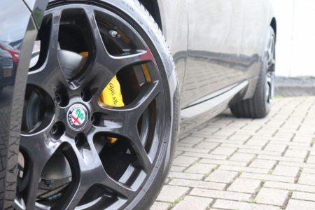 Alfa Romeo Giulia voorraadlease (2)