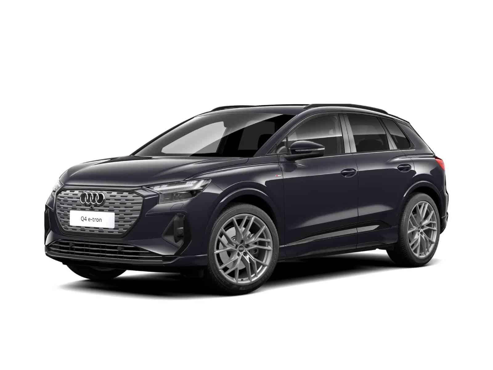 Audi Q4 e-tron 40 e-tron S Edition 5d.