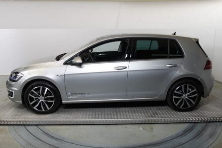 Volkswagen e-Golf 4% bijtelling leasen (1)