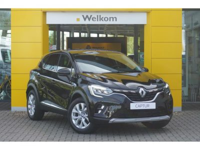 Renault Captur Voorraadlease (1)
