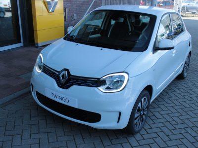Renault Twingo Electric voorraadlease (33)