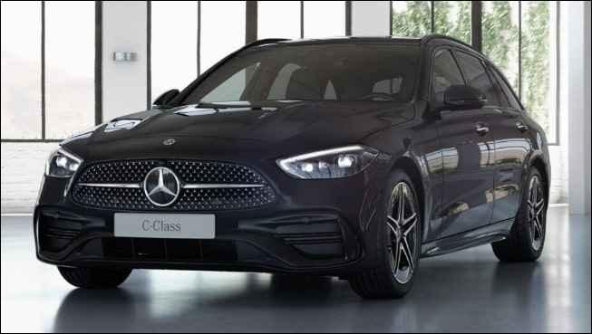 Mercedes-Benz C-Klasse Estate C200 Launch Edition AMG Line 5d.