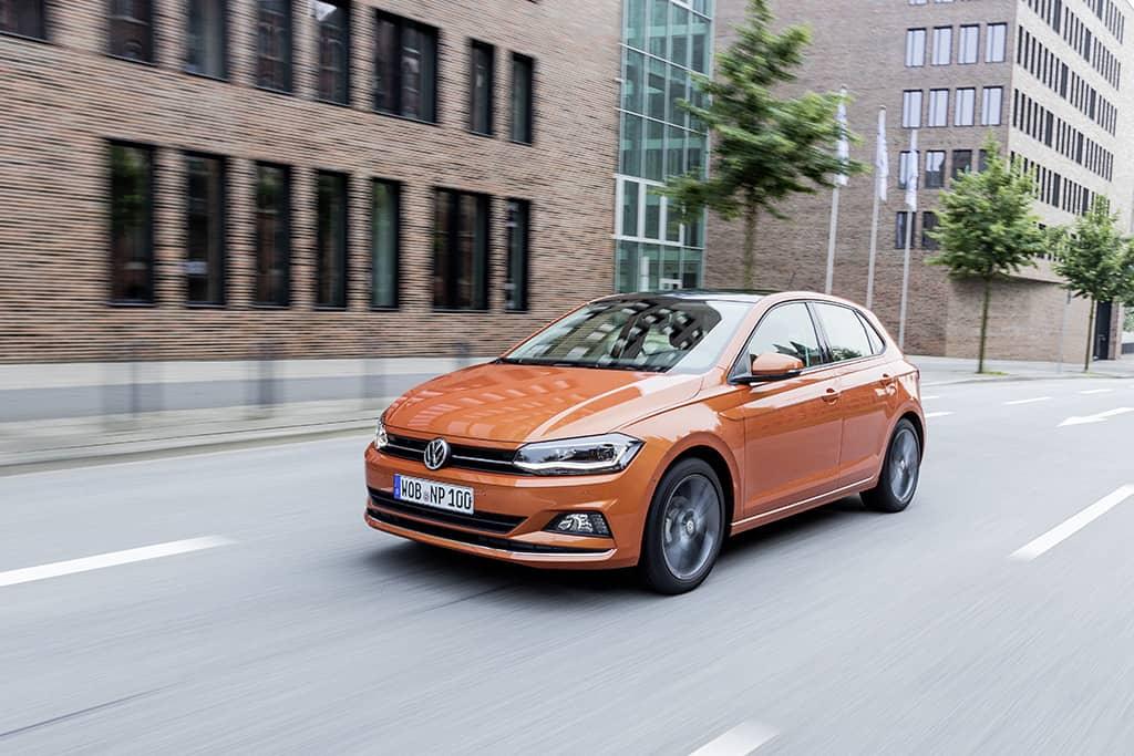 Volkswagen Polo 1.0 TSI 70kW Comfortline 5d.