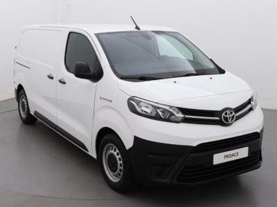 Toyota Proace Vooraadlease (21)